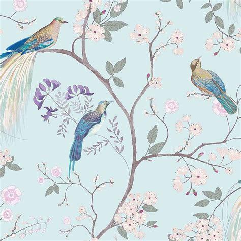 dorma maiya duck egg wallpaper   wallpapers duck