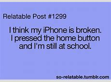 Broken Cell Phone Funny Quotes QuotesGram