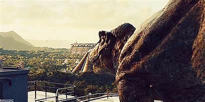 Jurassic Ending Rex Rexy Kingdom Fallen Tyrannosaurus