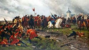 Battle of Reading 9th December 1688, the only substantial ...