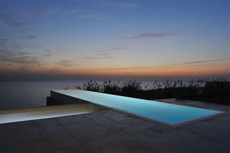 futuristic modern beach house called fidar  lebanon