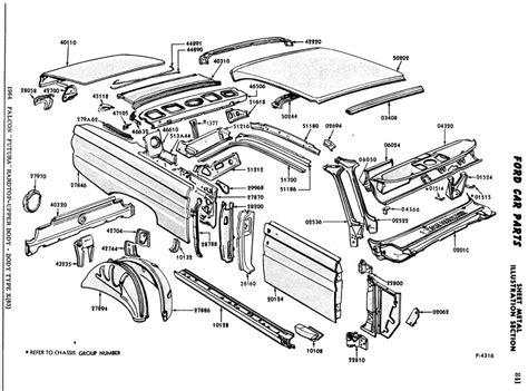 Mercury Comet Parts Wiring Diagram Fuse Box