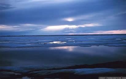 Sea Alaska Wallpapers Point Slope North Caspian