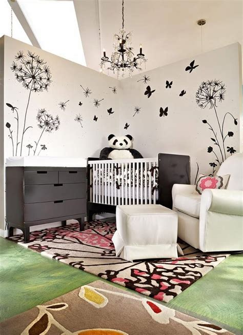 chambre bébé panda deco chambre bebe panda visuel 3