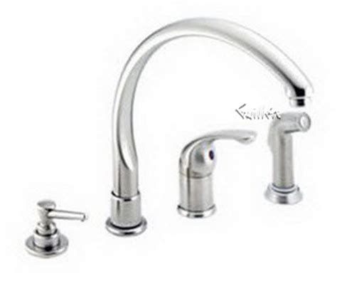 discontinued delta kitchen faucets delta 174 mcwf waterfall single handle kitchen faucet