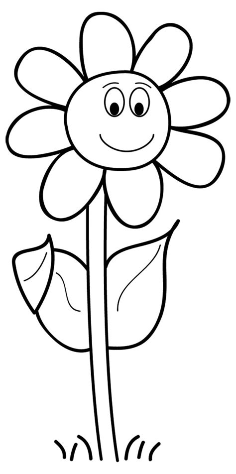 Free Pictures Of Flower Drawings, Download Free Clip Art