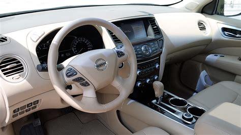 nissan pathfinder 2014 interior 2014 nissan pathfinder full review ihab drives