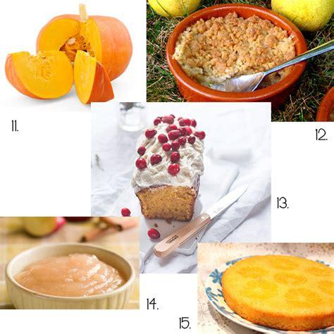 recette de cuisine d automne cuisine des recettes de cuisine d automne pour les