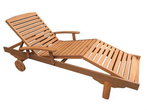 chaise longue bois exotique chaise longue bois exotique