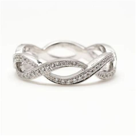 infinity ring bling engagement rings jewelry rings