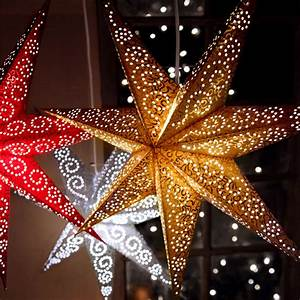 Papierstern Mit Beleuchtung : blog weihnachtsbeleuchtung papiersterne mit licht apesa ~ Watch28wear.com Haus und Dekorationen