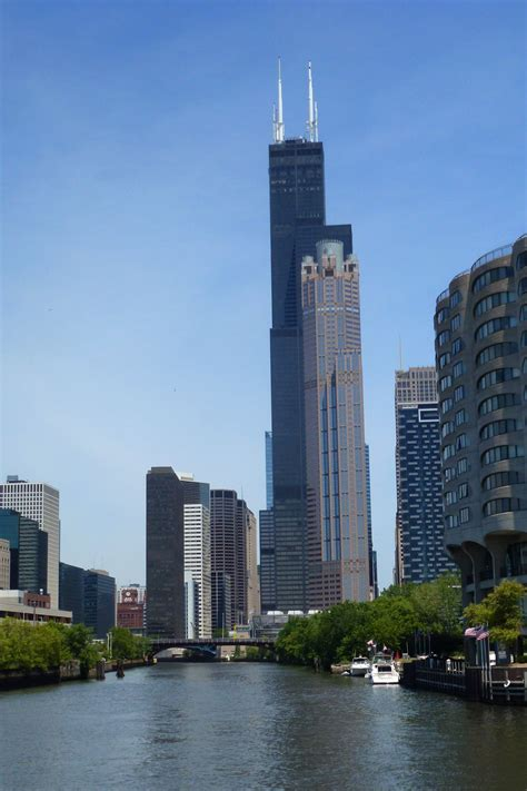 Tallest Buildings In The World  World's Top Skyscrapers
