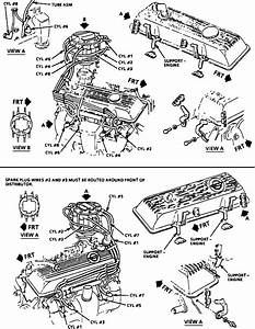 Ford Spark Plug Wiring Diagram Schematic