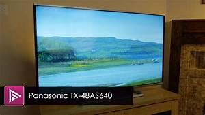 Panasonic Tx-48as640 Led Tv Review