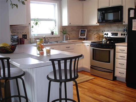 Galley Kitchen With Island Floor Plans - small u shaped kitchen with island datenlabor info