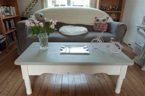 acheter chambre etudiant table basse peinte avec la chalk paint d 39 sloan