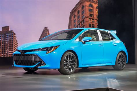 2019 Toyota Corolla Hatchback A Most International