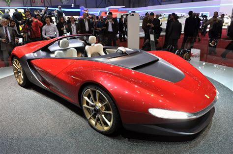ferrari million dollar concept cars   net worth