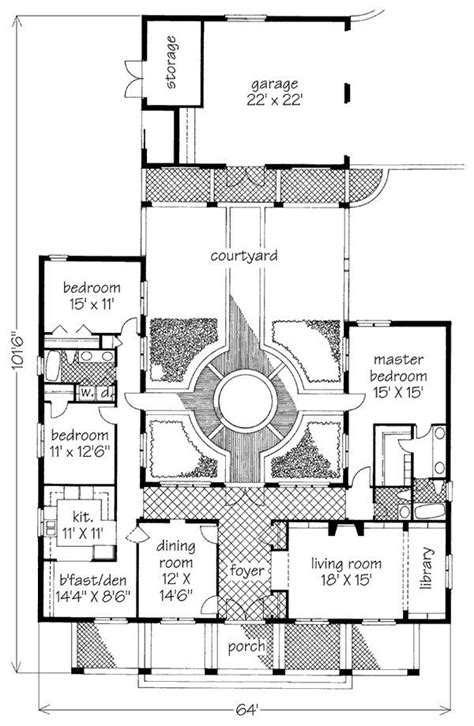 orleans style house plans courtyard courtyard house plans house plans courtyard house