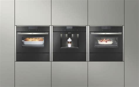 machine a glacon encastrable cuisine neff pr 233 sente sa nouvelle gamme de fours au nouveau design 233 l 233 gant et minimaliste bien choisir