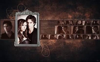 Damon Elena Vampire Diaries Katherine Pierce Background