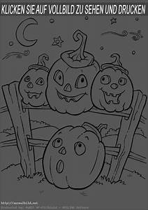 Halloween 16 Ausmalbild