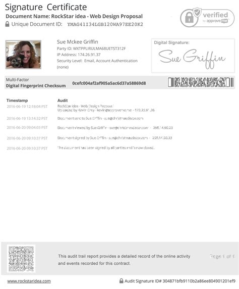 contract signature page template uk 91 contract signature page exle electronic contract