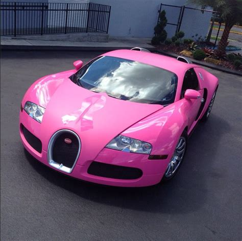 expensive pink cars bugatti pink celebritycelebrity cars collections