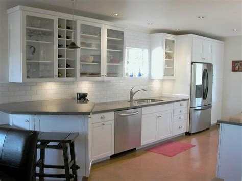 kitchen ideas with stainless steel appliances white kitchen cabinets with stainless steel appliances