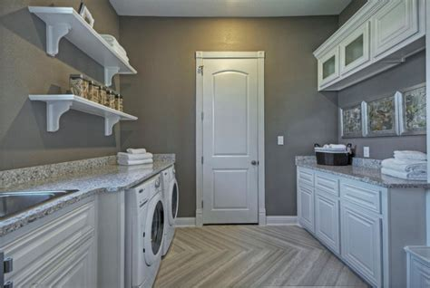 toll brothers plano tx model contemporary laundry