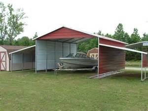 Metal Carport Barn