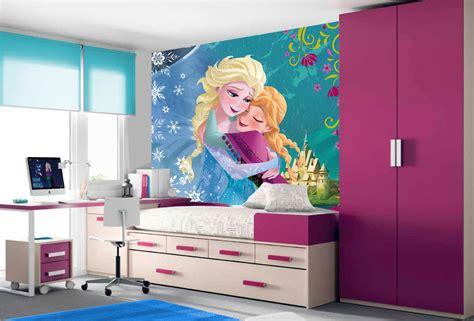 decoration chambre la reine des neiges reine des neiges papier peint frozen poster elsa et