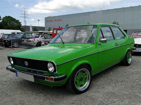 Volkswagen Derby Ls 1977 1979 Oldiesfan67 Mon Blog Auto