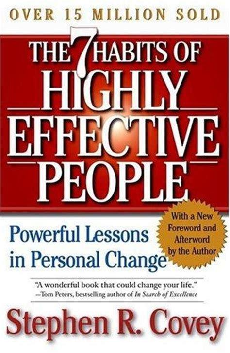 العادات السبع للناس الاكثر فعالية The Seven Habits Of Highly Effective People المرسال