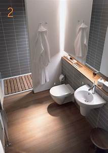 Decoration Petite Salle De Bain : id e d coration salle de bain petite salle de bain ~ Dailycaller-alerts.com Idées de Décoration