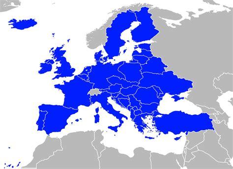 european union map holidaymapqcom