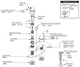 delta kitchen faucet replacement hose moen 84200 parts list and diagram ereplacementparts