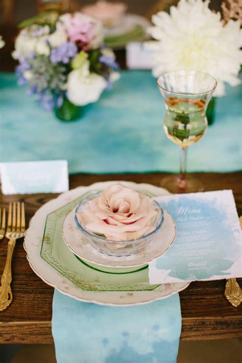 fabulous watercolor wedding ideas including