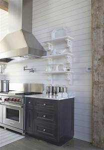 kitchen paneling cottage kitchen benjamin moore With kitchen colors with white cabinets with panelled wall art