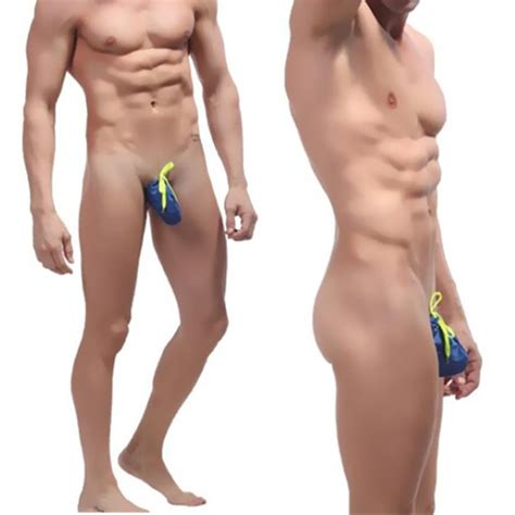 man bikini sexy brief men s pouch bag bikini swimming bulge thong