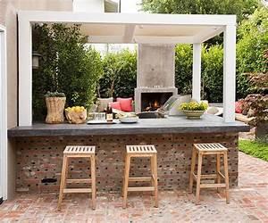 Área de lazer com churrasqueira – 21 lindas ideias – Viver ...