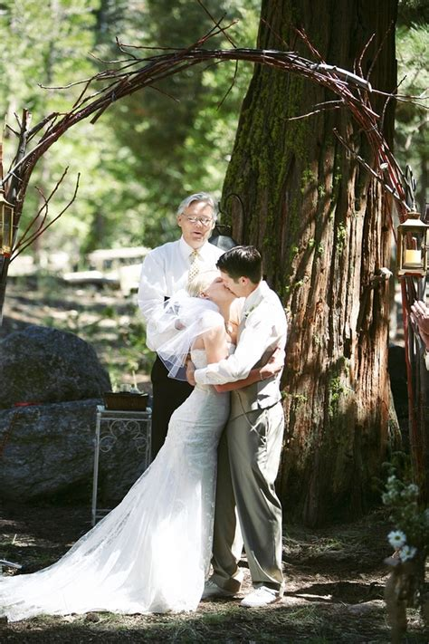 rustic wedding in big bear california rustic wedding chic