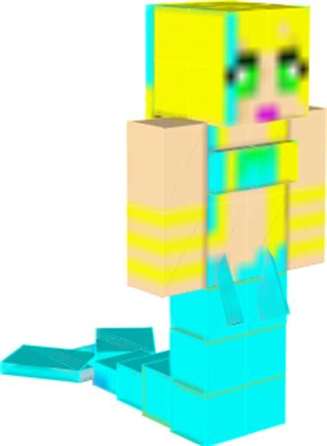 mermaid nova skin