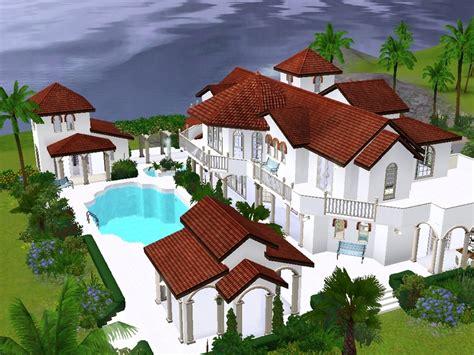 Cake Decorating Classes Edmonton by 28 Orbital Villa The Sims 3 Sims 3 Futuristic Villa