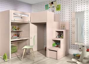 Kinderzimmer Mit Hochbett Komplett : komplett kinderzimmer mit design hochbett schwebet renschrank schreibtisch ebay ~ A.2002-acura-tl-radio.info Haus und Dekorationen