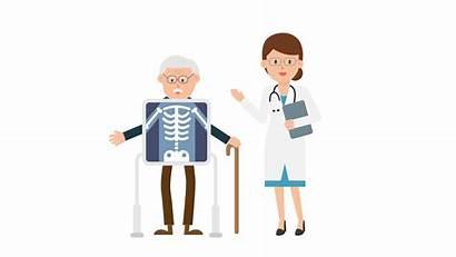 Doctor Patient Cartoon Ray Svg Commons Pixels