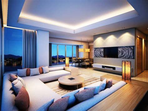 Indirekte Beleuchtung Wohnzimmer Ideen by Indirekte Beleuchtung Ideen Wie Sie Dem Raum Licht Und