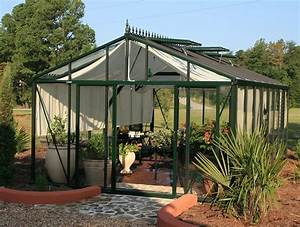 modern shed greenhouse