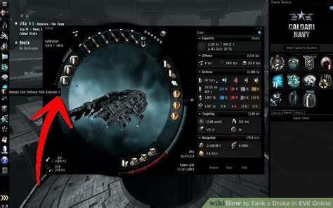 How To Tank A Drake In Eve Online