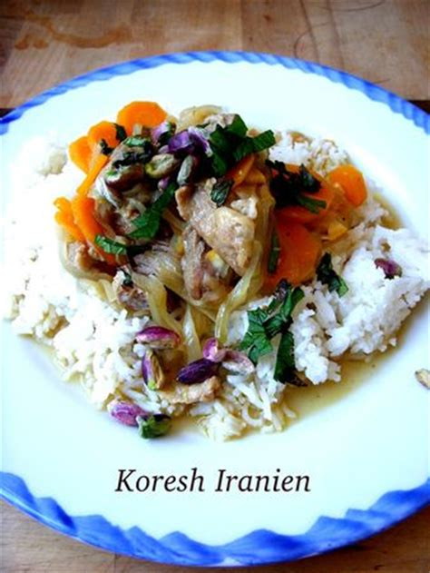 khoresh d 39 agneau recette iranienne ideoz voyages